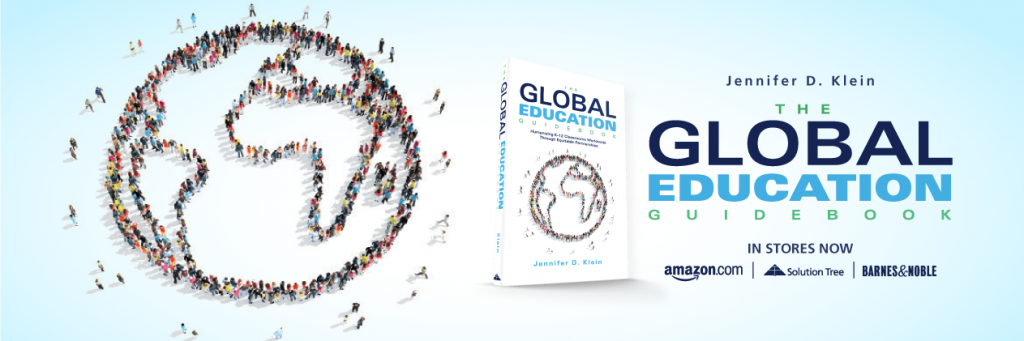 The Global Education Guidebook by Jennifer D. Klein