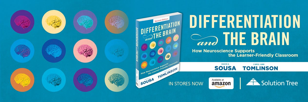 Buy the second edition of Differentiation and the Brain by David A Sousa and Carol Ann Tomlinson