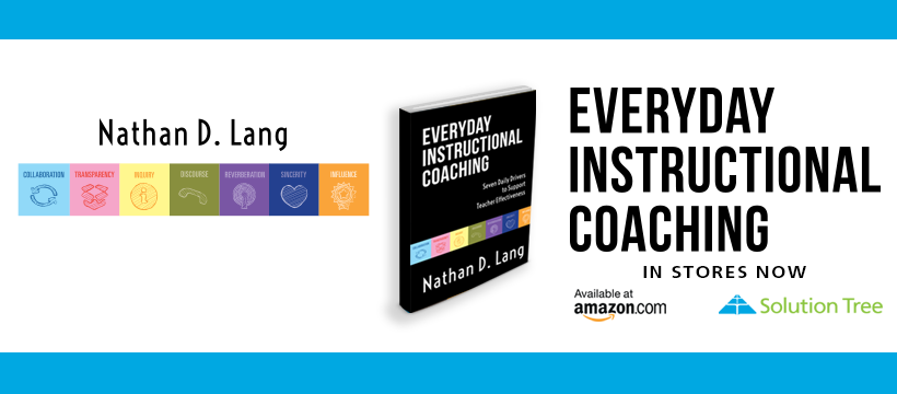 Buy Everyday Instructional Coaching by Nathan Lang