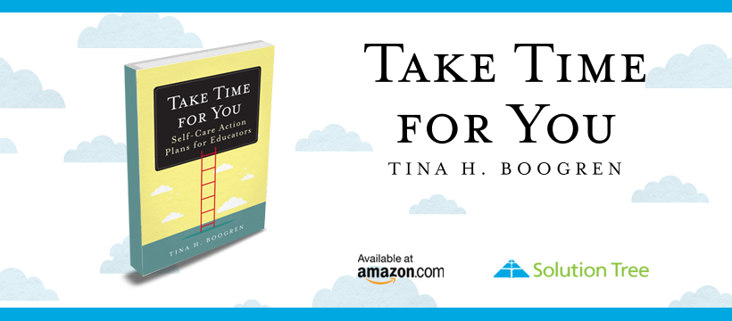 Buy Take Time for You by Tina H. Boogren