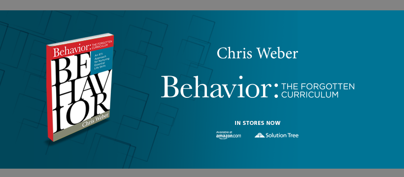 Buy Behavior: The Forgotten Curriculum by Chris Weber