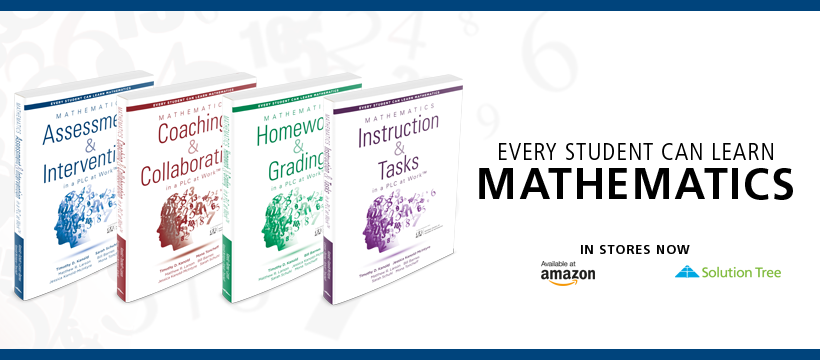The Every Student Can Learn Mathematics book series