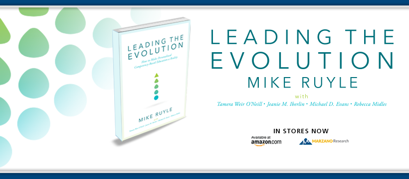 Check out Leading the Evolution by Mike Ruyle