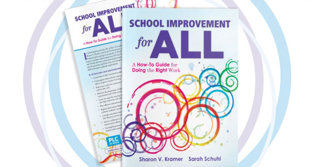 Buy School Improvement for All by Sharon V. Kramer