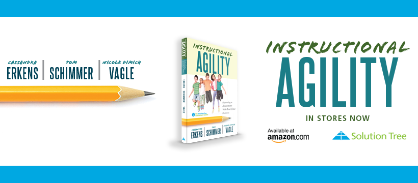 Buy Instructional Agility by Cassandra Erkens, Tom Schimmer, and Nicole Dimich Vagle