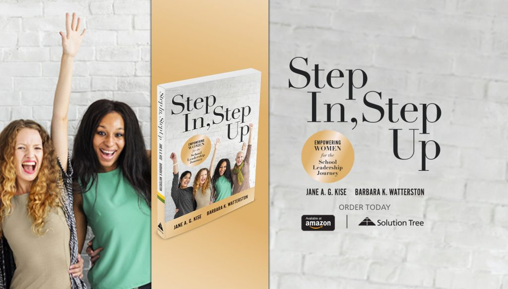 Buy Step In, Step Up by Jane A. G. Kise and Barbara Watterston