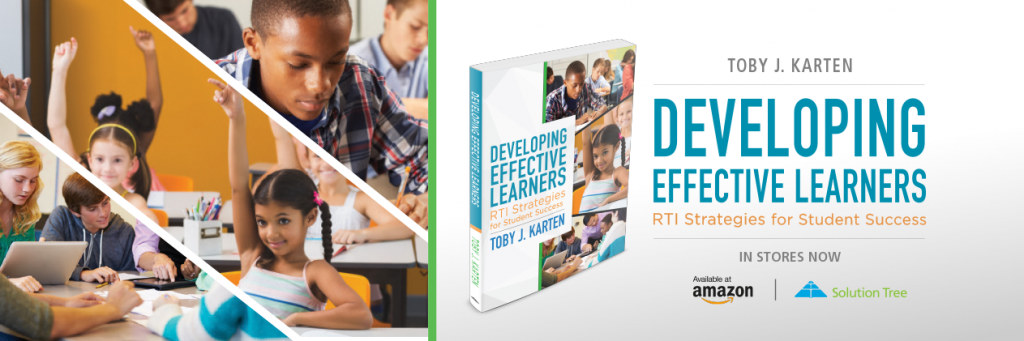 Read Developing Effective Learners by Toby J. Karten