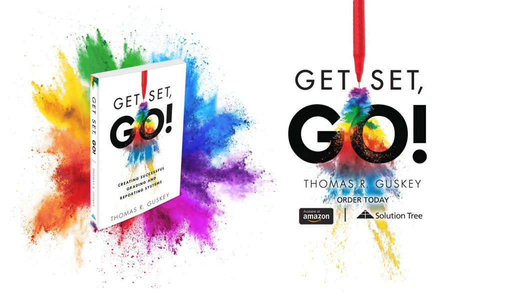 Get Set, Go is available for purchase on SolutionTree.com and Amazon.