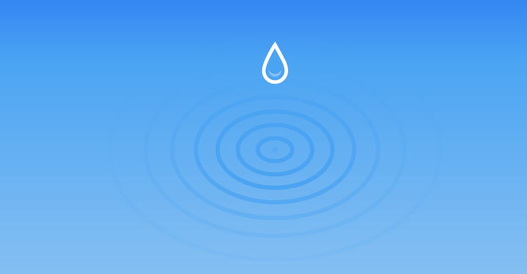 One drop can have the greatest ripples
