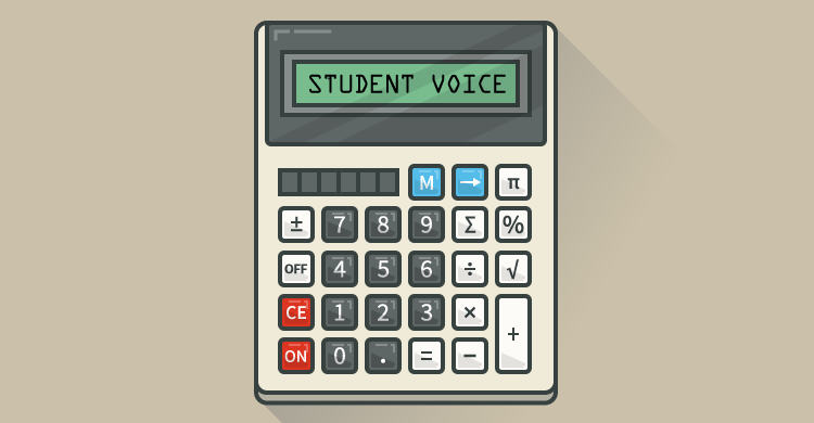 Student Voice in math