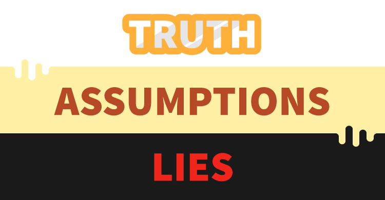 Truth, Assumptions, Lies about the American Education System