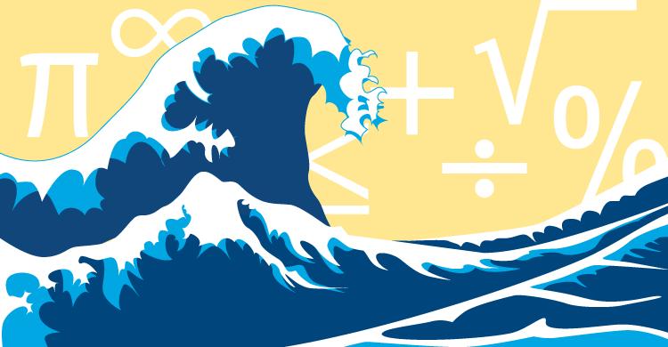 Wave of Math