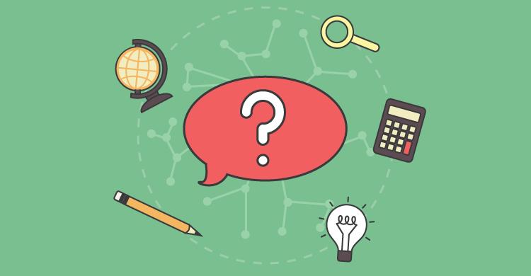 Problem scenarios require 21st Century skills to solve