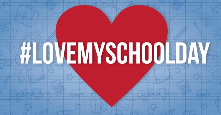 #lovemyschoolday