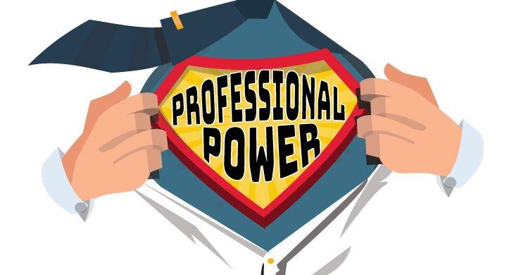 Empowering teachers makes leaders superheroes.