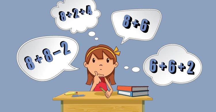 critical reasoning skills in math
