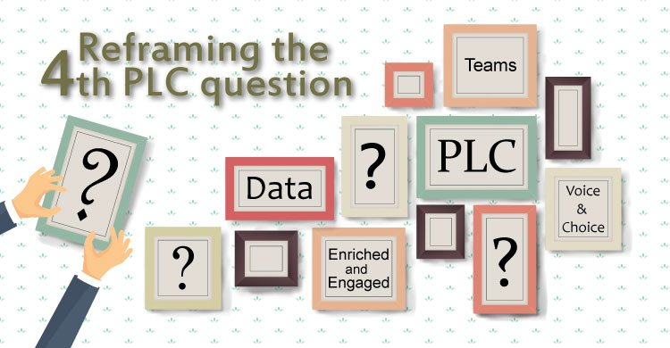 PLC, Teams, Data, Voice and Choice, Enriched and Engaged