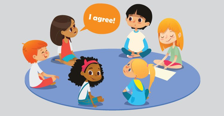 Preparing Young Students for Student-Led Discussion