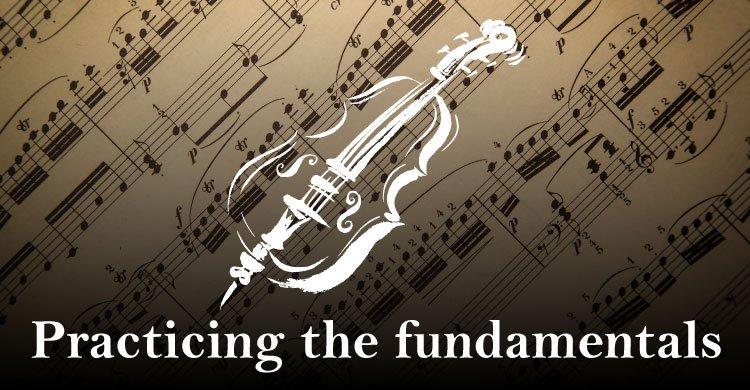 Practice PLC fundamentals like musicians practice scales.