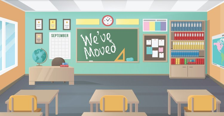 We've Moved! Evolving Education Beyond Classrooms