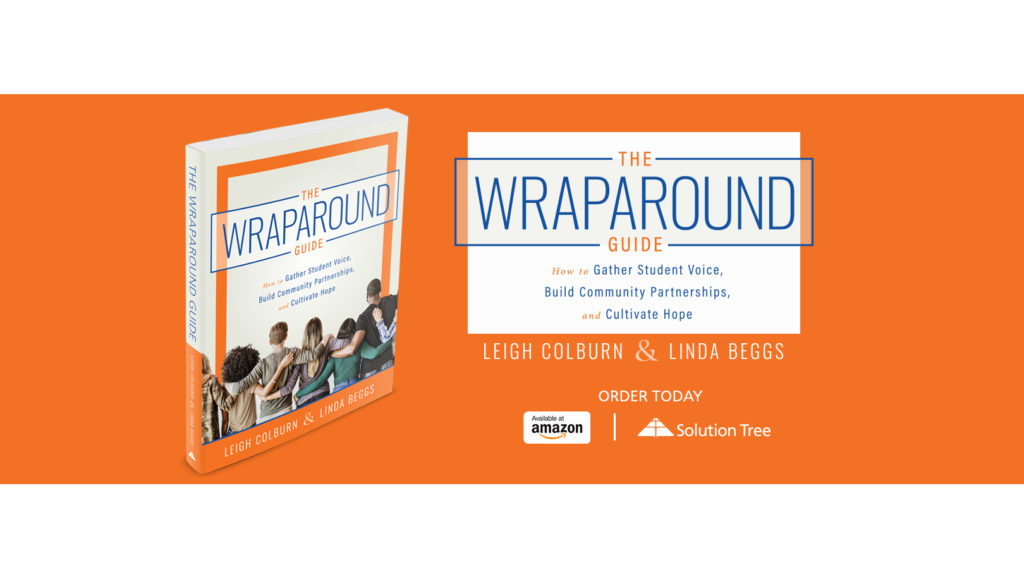 The Wraparound Guide is available to purchase on SolutionTree.com or Amazon.com