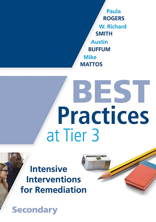 Best Practices at Tier 3, Secondary