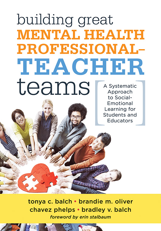 Building Great Mental Health Professional–Teacher Teams
