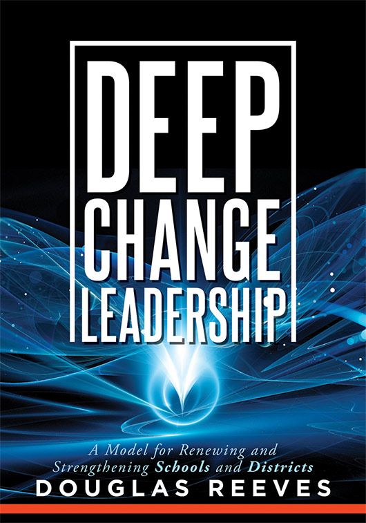 Deep Change Leadership