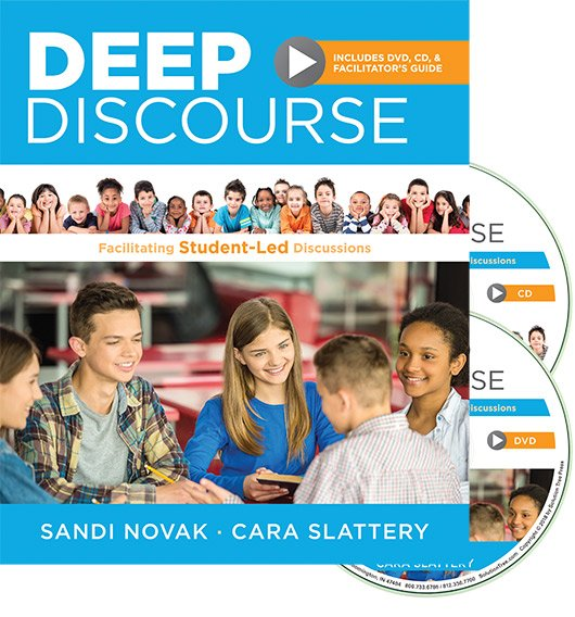 Deep Discourse [DVD/CD/Facilitator's Guide]