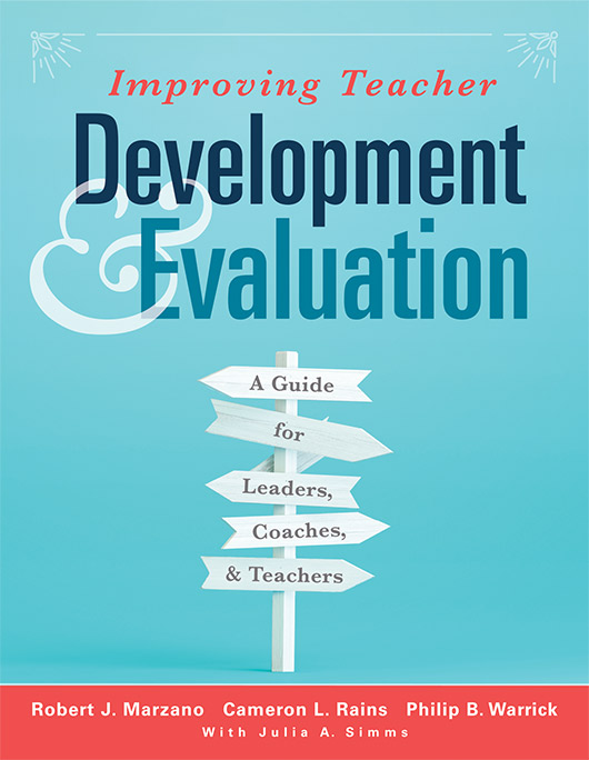 Improving Teacher Development and Evaluation