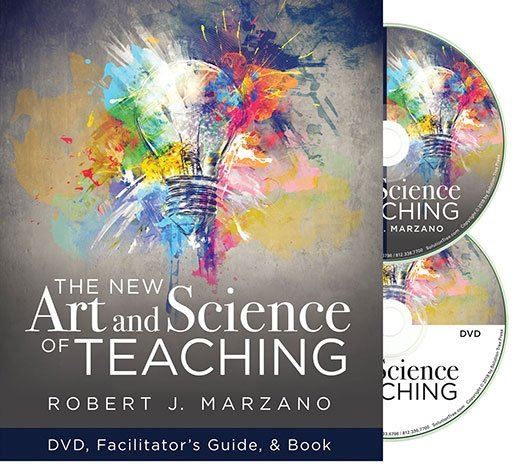 The New Art and Science of Teaching  [DVD/CD/Facilitator's Guide/Book]