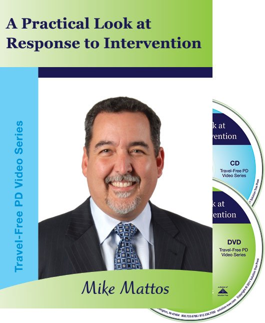 A Practical Look at Response to Intervention