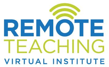 Remote Teaching Virtual Institute