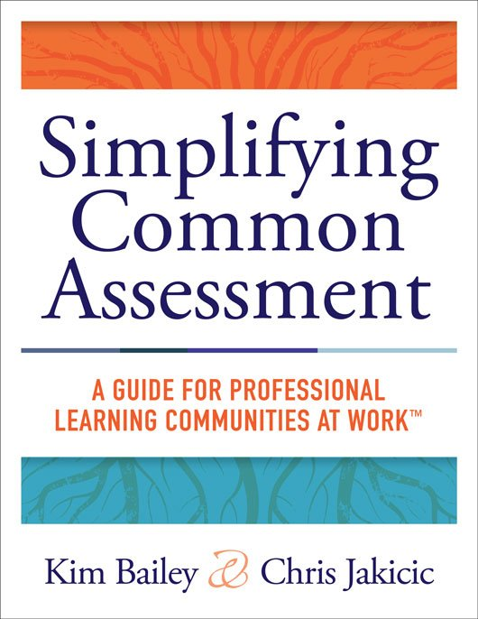 Simplifying Common Assessment