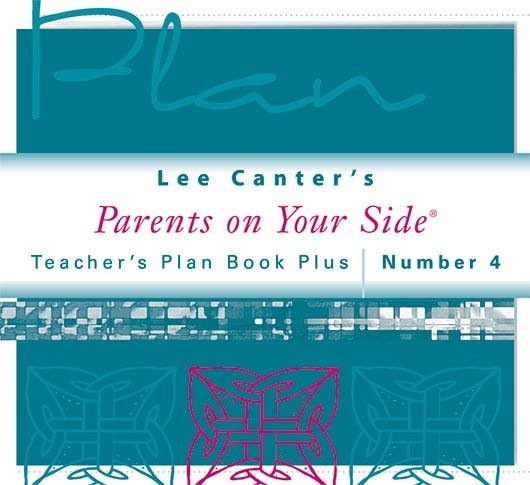 Teachers Plan Book Plus #4