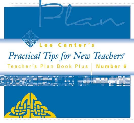 Teachers Plan Book Plus #6