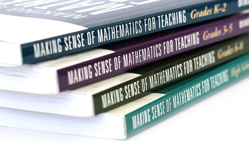 DNA Mathematics Books and Teaching Resources