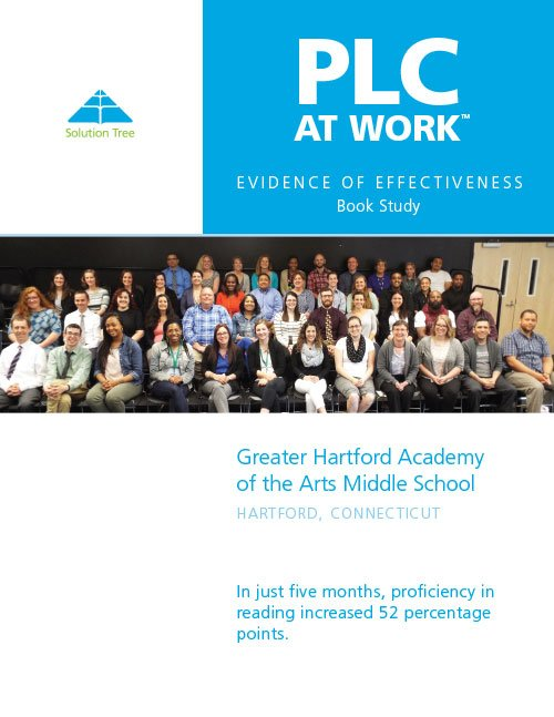 PLC Case Study: Greater Hartford Academy of the Arts Middle School