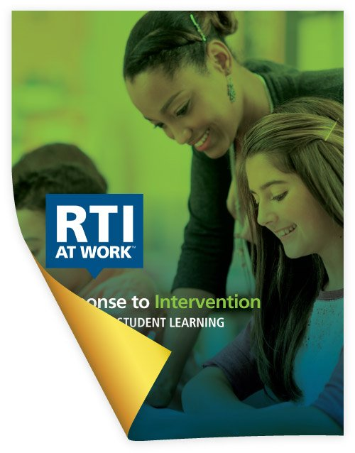 A Response to Intervention at Work white paper (RTI, MTSS)