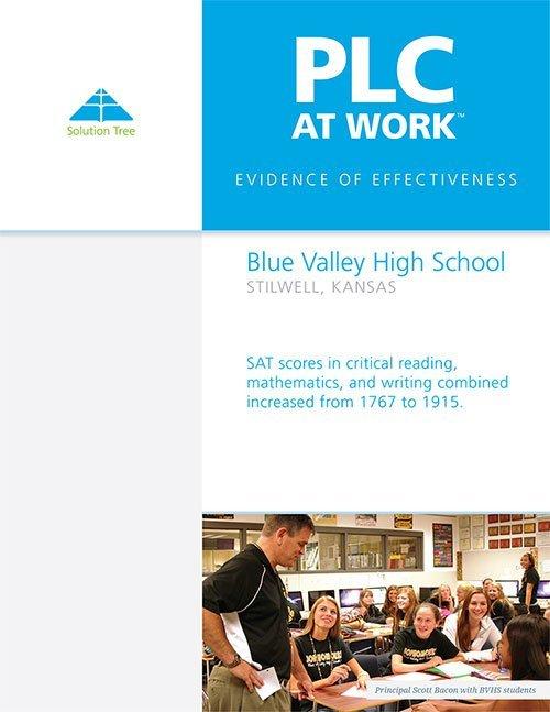 PLC Case Study: Blue Valley High School