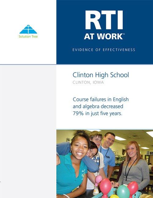 RTI Case Study: Clinton High School