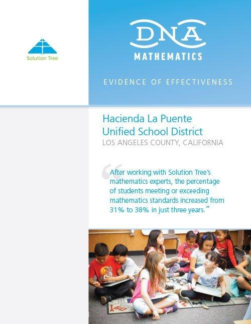 DNA Case Study: Hacienda La Puente United School District