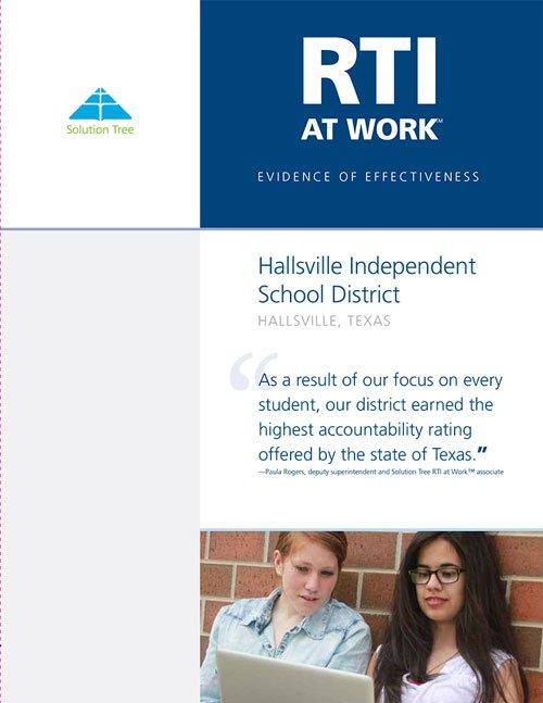 RTI Case Study: Hallsville Independent School District