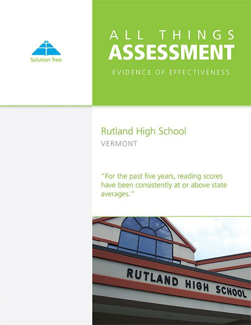 PLC Assessment Case Study: Rutland High School