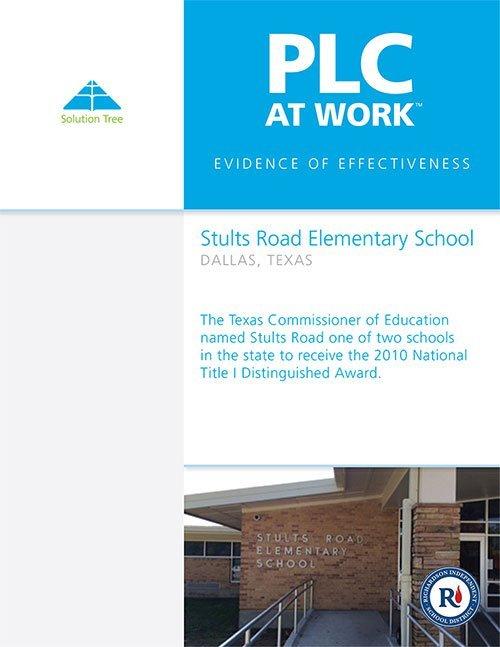 PLC Case Study: Stults Road Elementary School