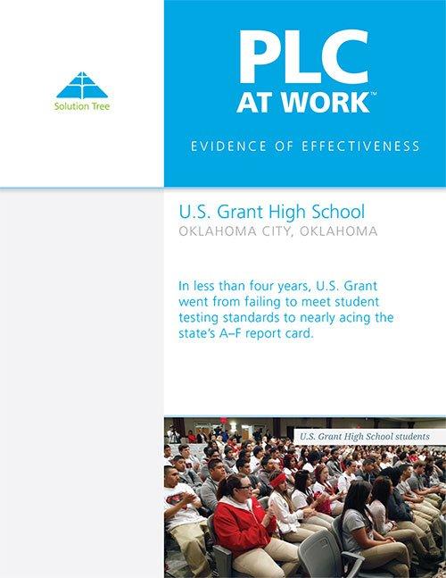 PLC Case Study: U.S. Grant High School
